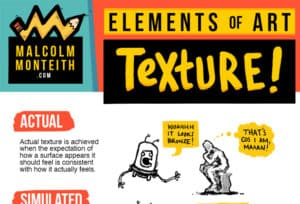 Elements of Art Texture Feature
